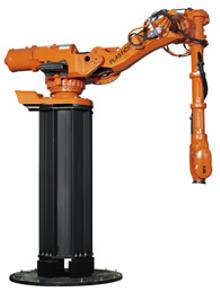 IRB 6650 Shelf S4CPlus M2000